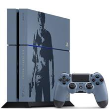 SONY PlayStation 4 Region 2 CUH-1216B 1TB Limited Edition Uncharted 4 Game Console